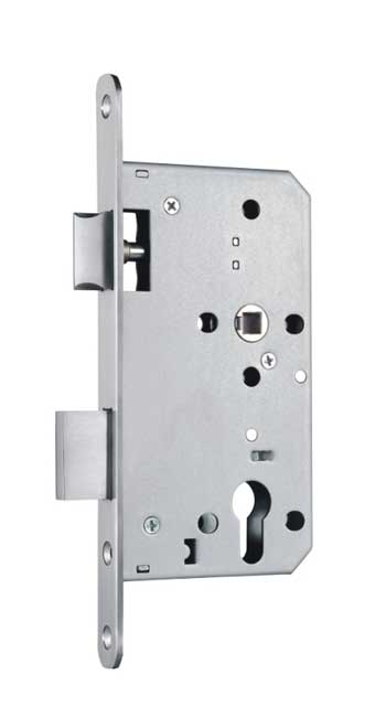 D60X72mm EURO STYLE MORTISE LOCK