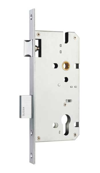D60X85mm STAINLESS STEEL MORTISE LOCK